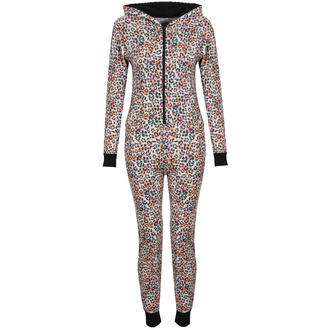 View Item Multi Colour Leopard Print Pyjama Onesie